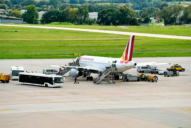 In 2014 Stuttgart Airport was awarded with the Best Airport Europe by the ACI.