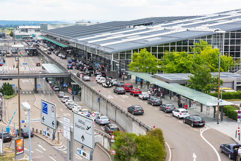 Stuttgart Airport (STR) serves Stuttgart, Germany.